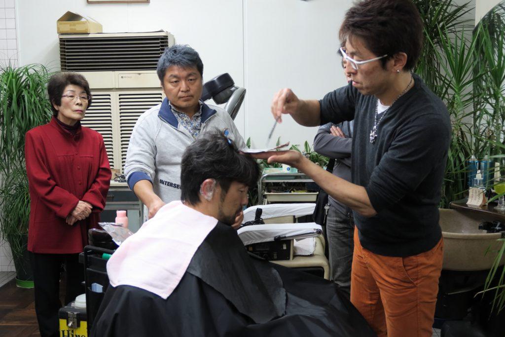2015年11月 県本部講師・飯田 浩喜先生2