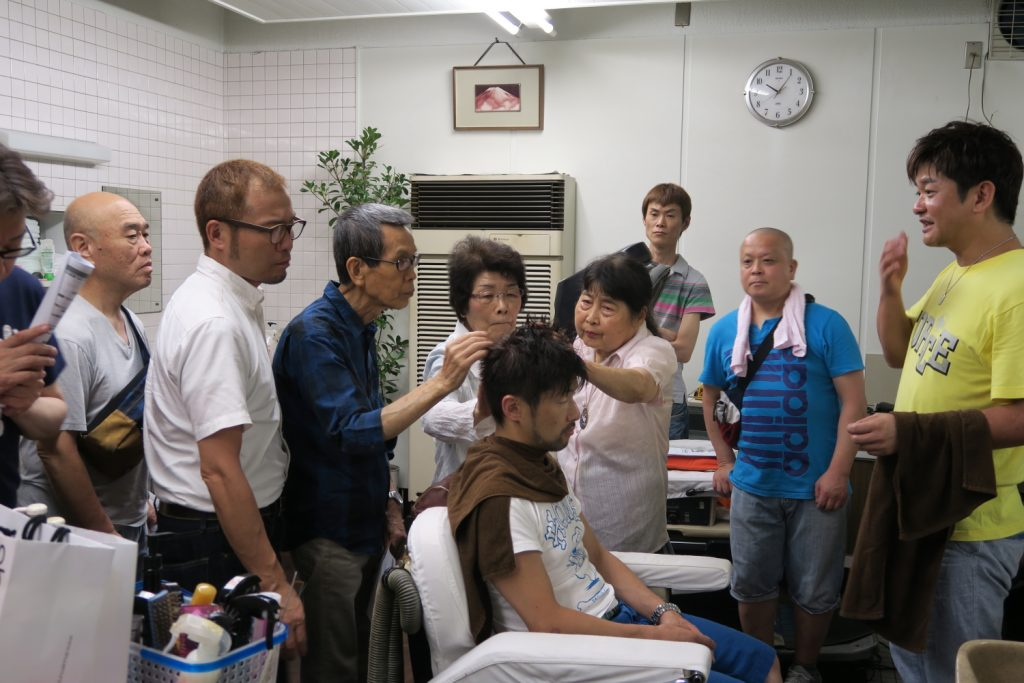 2016年7月 県本部講師・毎田 英作講師6