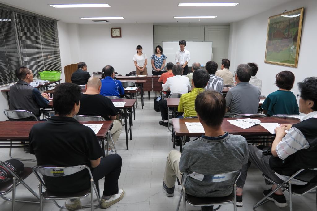 講師 名古屋市保健所中保健センター