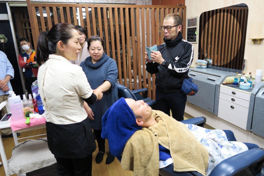 2019年 11月 県本部講師・川路 保子先生6