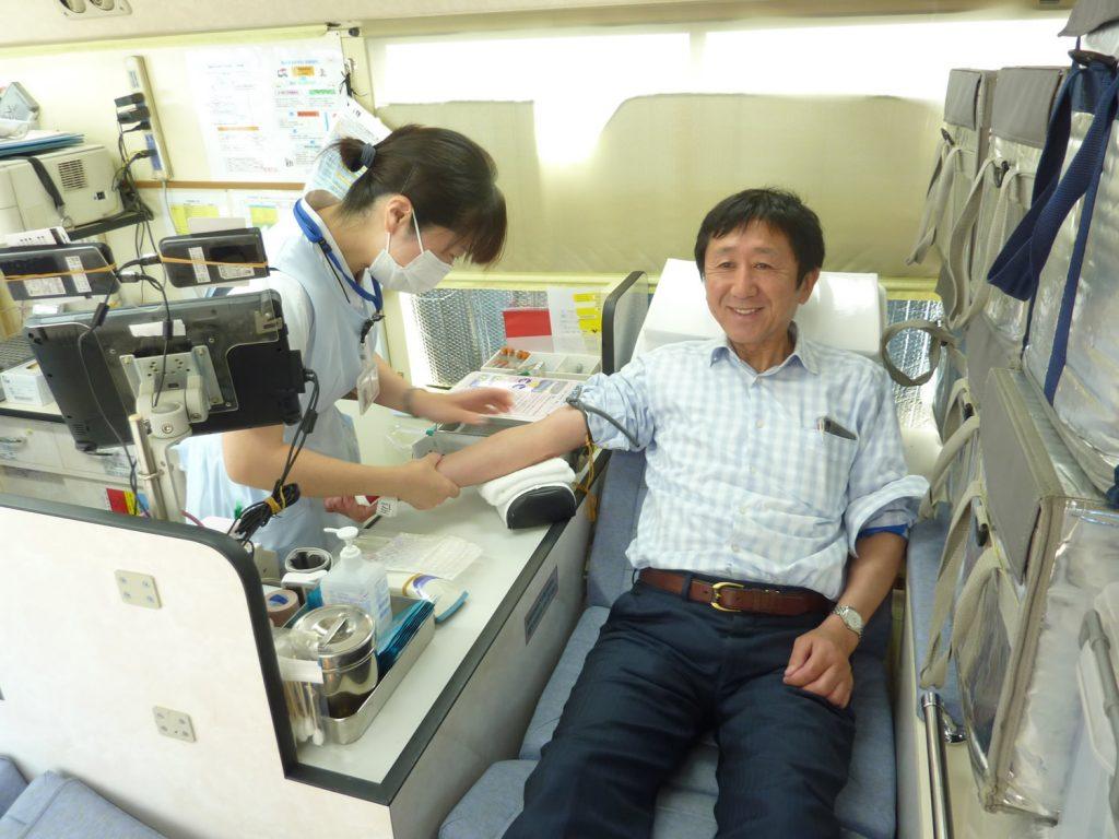守山献血会2