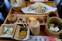 守山支部組織部・日帰りバス旅行 真福寺竹膳料理と浜松餃子作り体験 2017-6
