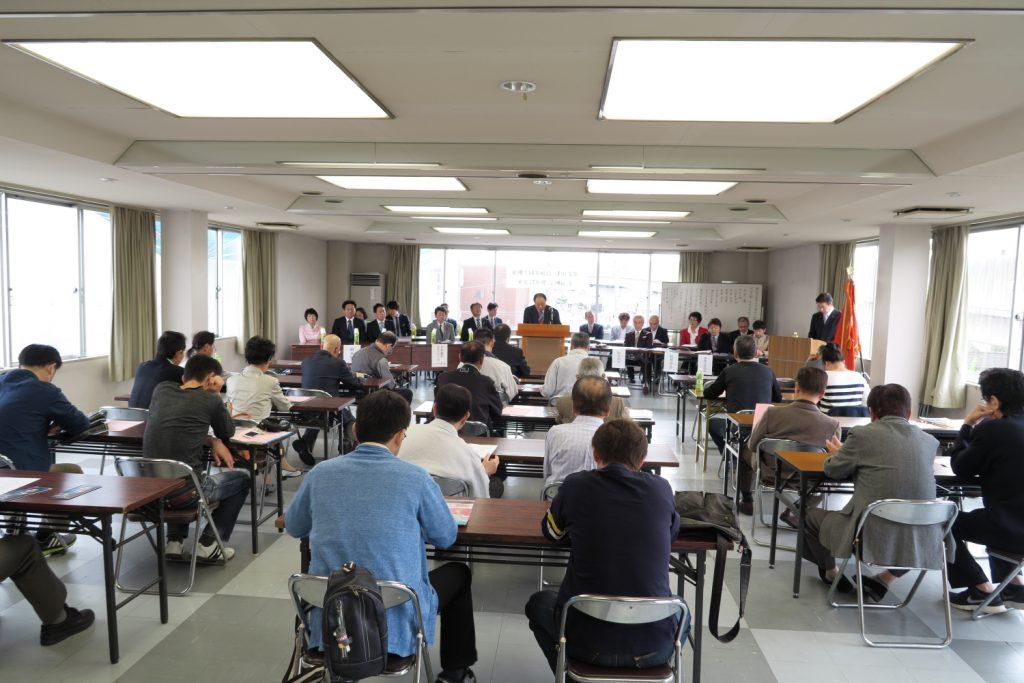 平成27年度 愛知県理容生活衛生同業組合 守山支部 定例総会4