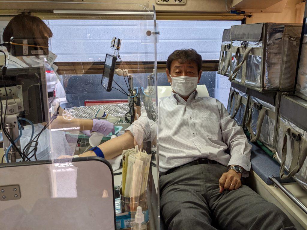 守山献血会2021